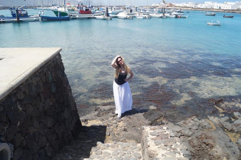 puerto falda