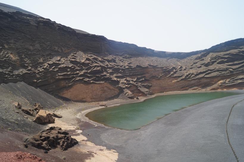 timanfaya lago